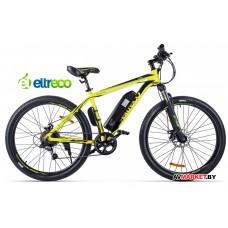Велогибрид Eltreco XT600 (желто-черный-2126) 022297-2126 РФ/Китай
