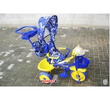 """Велосипед детский трехколесный """"КОСМО"""" 108S6D1 Китай"""