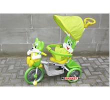 Велосипед детский трехколесный SoNata plus игрушка Китай