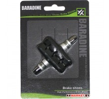 Колодки тормозные BARADINE MTB 935V 2204