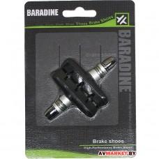 Колодки тормозные BARADINE MTB 935V (черный) 2204 Польша