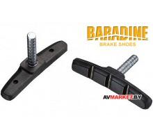 Колодки тормозные BARADINE MTB 947