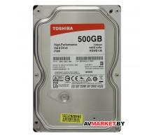 Жесткий диск 500GB Toshiba P300 HDWD105UZSVA Китай