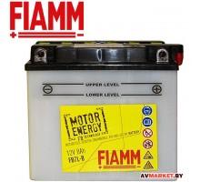АКБ FIAMM евро 8Ah 80А (FB7L-B2 moto (135*75*133)