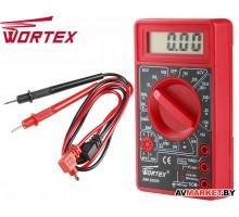 Мультиметр цифровой WORTEX AM 6009