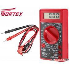 Мультиметр цифровой WORTEX AM 6009 AM6009000014 Китай