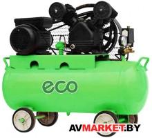 Компрессор ECO AE 702 (302л/мин,8атм,рес70л)
