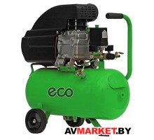 Компрессор ECO AE-251 (233 л/мин, 8 атм, рес25л,1,)