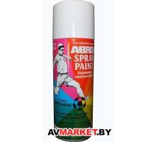 Краска ABRO-M белая мат. (США)