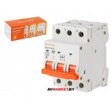 Автоматич.выключатель BA47-29 3P 32A 4.5кА х-ка C ЮПИТЕР JP7503-32 Китай