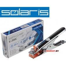 Клемма заземления Solaris 200A E-200C в кор. E-200C Китай
