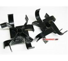 Пропольник-рыхлитель для мотокультиватора 8166-01