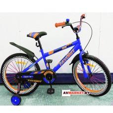 Велосипед детский двухколесный FAVORIT модель Fav-20 Китай