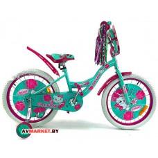 Велосипед детский двухколесный KITTY  модель Kit-14 Китай