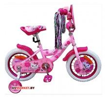 Велосипед детский двухколесный KITTY  модель Kit-16 Китай