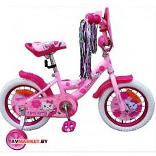 Велосипед детский двухколесный KITTY  модель Kit-20 Китай
