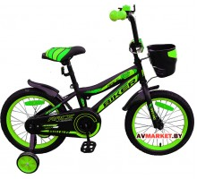 Велосипед детский двухколесный BIKER  модель Bik-18 Китай