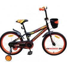 Велосипед детский двухколесный BIKER  модель Bik-20 Китай