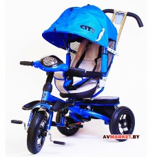 Велосипед детский трехколесный CITY модель SPORT 5588A-2  Китай