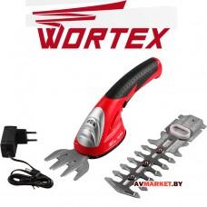 Аккум. ножницы WORTEX SG 7215+насадка-кусторез SG721500011