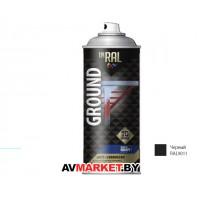 Грунтовка антикорозийная INRALG ROUND ANTI-CORROSION черный 400мл 9011 26-7-2-002 Литва