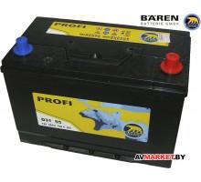 Аккумулятор BAREN профи 90з 760А 305*178*221