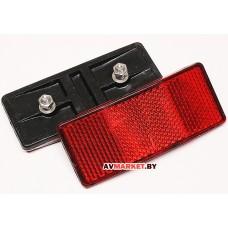 Катафот задний красный HL-R10 Польша 4781