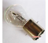 Лампа фары В35 12V35/35W (WIND)