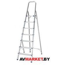 Лестница стремянка алюм 138 см 7 ступ. 4,7 кг
