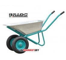 Тачка строительная BRADO 2*125 PROFI Китай