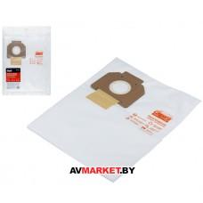 Мешок для пылесоса WORTEX VC2015-1WS, KARCHER WD 3 сменный 5шт GEPARD GP90018-115 Россия