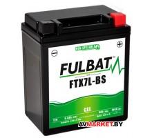 Аккумулятор FULBAT GEL FTX7L-BS 130*70*130 6Ач -/+ 550920 Китай
