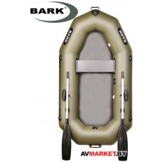 Лодка Bark B-220 одноместная без настила, гребная
