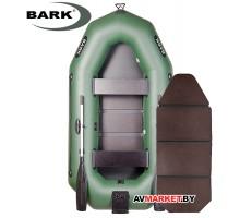 Лодка BARC В-250N гребная, двухместная со слань-книжкой