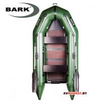 Лодка моторная BARK BT-270 2-х местная реечный