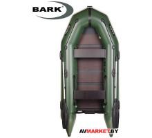 Лодка моторная BARK BT-290 2-х местная реечный