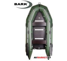 Лодка моторная BARK BT-290S 2-х местная килевая со