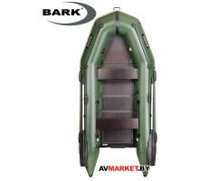 Лодка моторная BARK BT-310 3-х местная реечный