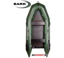 Лодка моторная BARK BT-330 4-х местная реечный