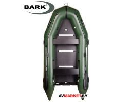Лодка моторная BARK BT-330S 4-х местная килевая со