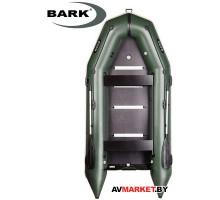 Лодка моторная BARK BT-360S 4-х местная килевая со