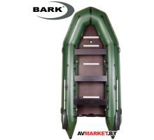 Лодка моторная BARK BT-420S 8-и местная килевая со