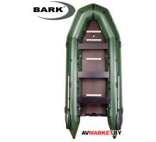 Лодка моторная BARK BT-450S 7-и местная килевая со