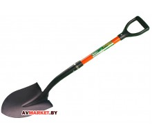 Лопата штыковая подборочная с черенком 1020 мм STARTUL GARDEN ST6085-02 Китай