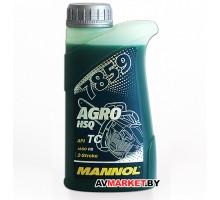 Масло Mannol Agro HSQ 0,5 л 7859-05