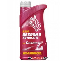 Масло Mannol Automatik ATF Dexron II  1 л 8205-1