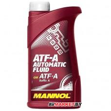 Масло Mannol Automatik Fluid ATF-A Suffix A 1 л 8204-1