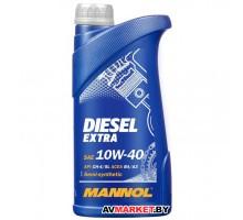 Масло Mannol Diesel Extra 10w40 CH-4/SL1 л 7504-1