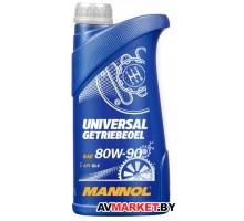 Масло Mannol Universal GL-4 80W90 1л мин. трансмис