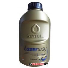 Масло STATOIL LAZERWAY 5W-40 1л синтет. моторное